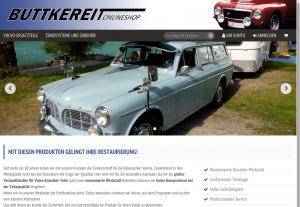 Oldtimer & Klassiker Ersatzteile - Buttkereit Onlineshop