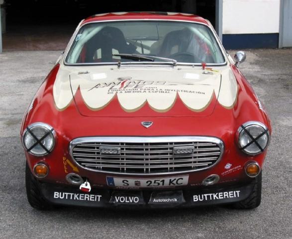 Sehr erfolgreich bei der Carrera Panamericana. Technik und Abstimmung von Buttkereit. Top-Speed ca. 235 Km/h
