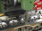 Zylinderkopfbearbeitung